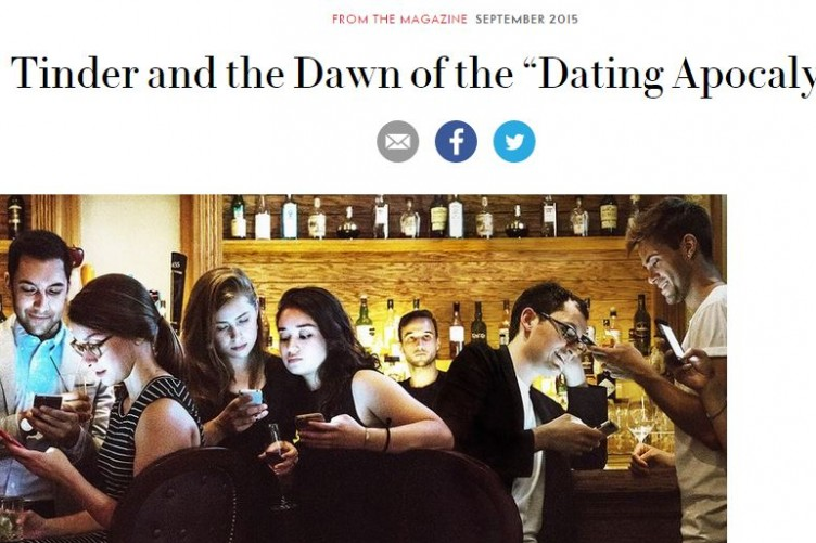 Tinder Dating Apocalypse