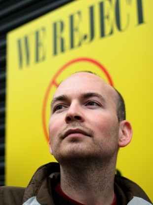 Paul murphy says charges of false imprisonment are for Farcical means