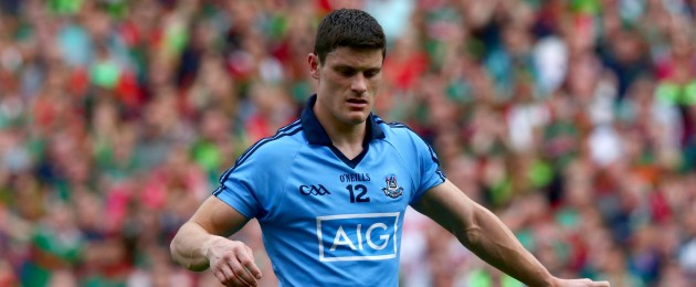 Connolly is free to play against Mayo today.