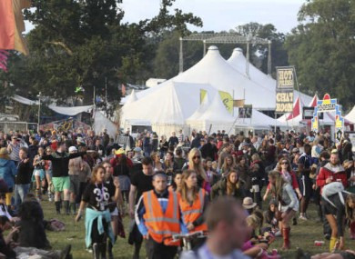 Scenes from the festival last year