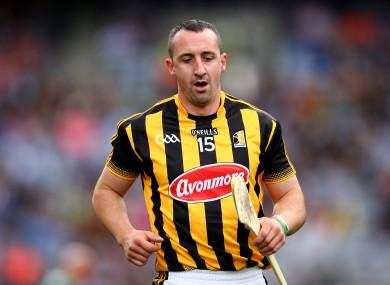 Kilkenny forward Eoin Larkin.