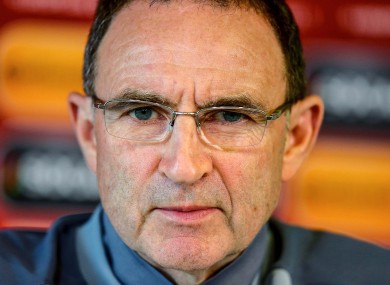 Martin O'Neill's side sit third in Group D following last night's win over Gibraltar.