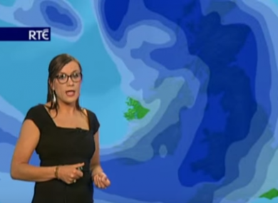 Siobhán Ryan is one of them with the unenviable task of predicting Ireland's weather.