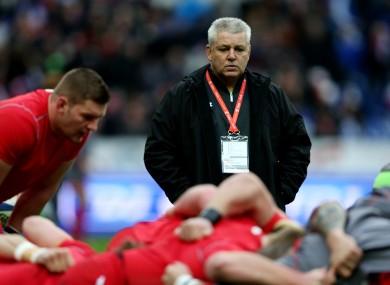 Warren Gatland: former Ireland boss has enjoyed success with Wales.
