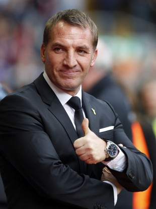 Liverpool boss Brendan Rodgers is under pressure following a series of poor results.