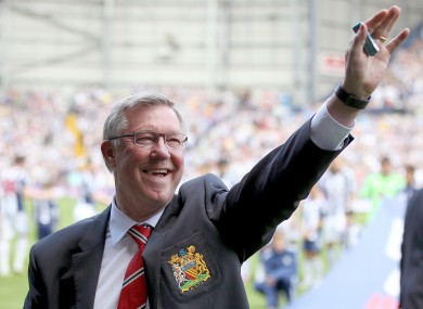 Alex Ferguson only had four world class players during his time with United.
