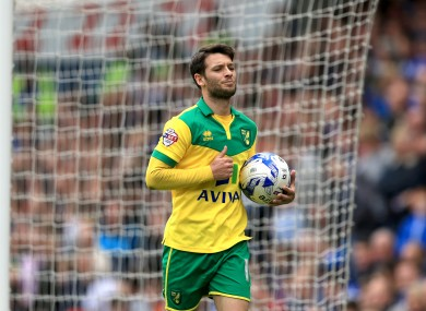 Wes Hoolahan produced a man-of-the-match performance at the weekend.