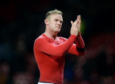Wayne Rooney equalled Bobby Charlton's international goalscoring record against San Marino on Saturday.