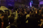Look at the SCENES in Dublin after last night's victory against Germany