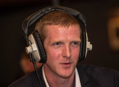 Shefflin was speaking at Croke Park on Monday as part of the Centra Live Well hurling event.