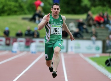 Jason Smyth has said he his pleased to be reclassified ahead of World Championships.
