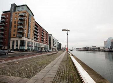 Longboat Quay, Dublin
