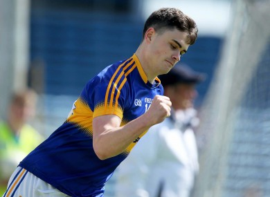 Tipperary star Michael Quinlivan chipped in with 0-4 for Commercials.