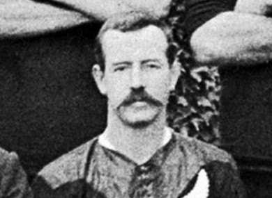 Dave Gallaher pictured in 1905.