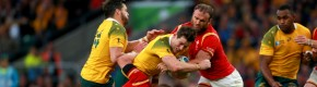 As it happened: Australia v Wales, Rugby World Cup
