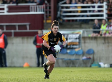 Ciara O'Sullivan helped her side to the decider.