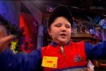 Fionn the rapping kid farmer was the absolute star of the Late Late Toy Show