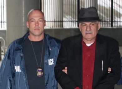 Mahmoud Bazzi, pictured here on the right