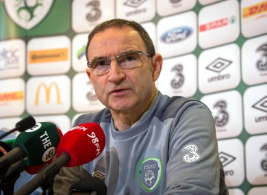 O'Neill, 63, is in line for another two-year term with Ireland.