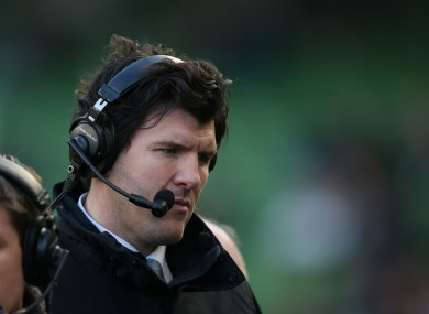 Shane Horgan thinks this year's competition is a tough ask for the Irish sides.