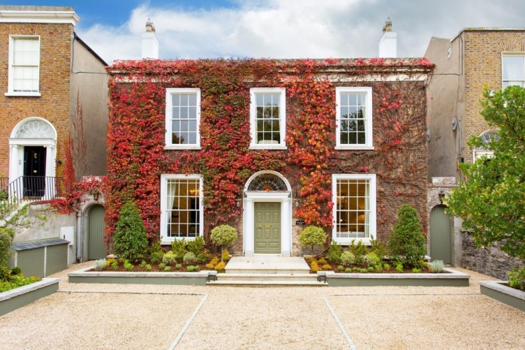 Image result for Georgian house ballsbridge