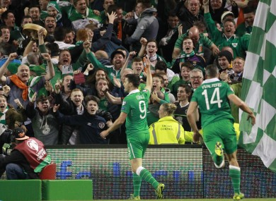 Ireland recently secured their place at Euro 2016.