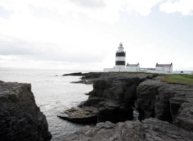 File photo of Hook Head lighthouse.