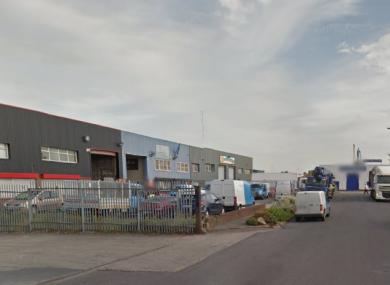 File photo of Ballymun Industrial Estate