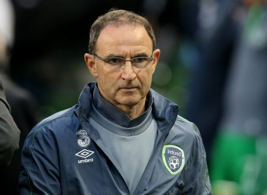 O'Neill's current contract is set to expire after the Euros.