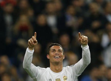 Ronaldo: A remarkable 11 goals in the group stages.