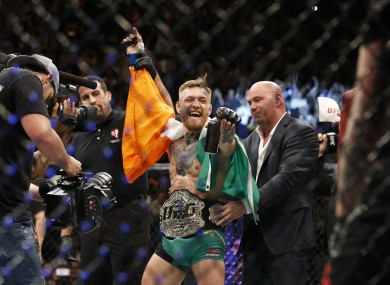 McGregor could make upwards of $5 million for Saturday's win.