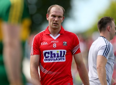 Alan O'Connor was man-of-the-match in last year's drawn Munster football final.