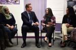 David Cameron warns Muslim women to learn English
