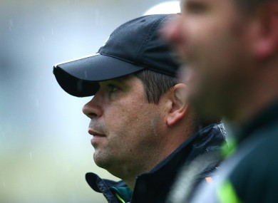 Eamonn Fitzmaurice has made a raft of changes for this weekend's game.