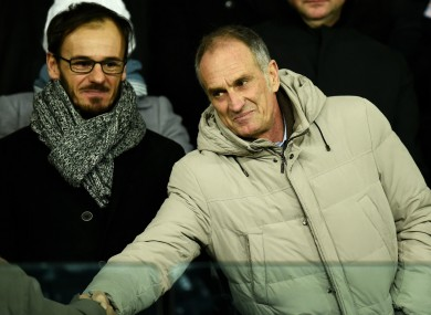 Swansea City head coach Francesco Guidolin will need to prove himself to his players.