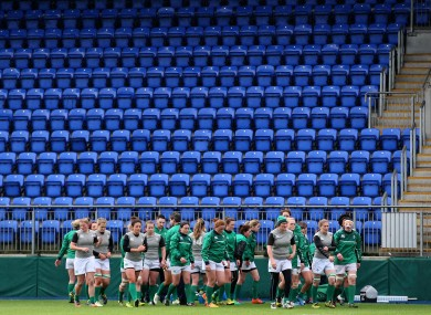 It will be a day to remember for Ireland.