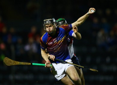 Tipperary star John McGrath was in fine form for UL today (file photo).