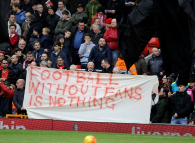 15be4ba67 Good to see Liverpool fans take a stand and more Premier League talking  points