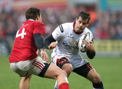 Louis Ludik has extended his stay with Ulster.