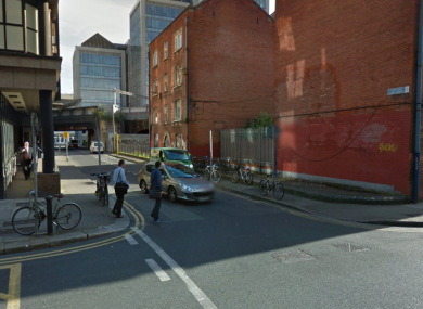 The incident happened in the vicinity of Tara Street. (File photo)