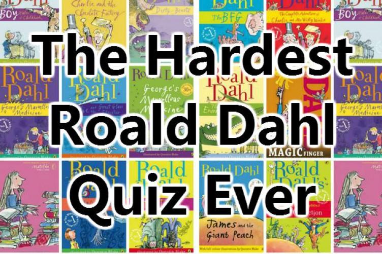 The Hardest Roald Dahl Quiz Ever The Daily Edge