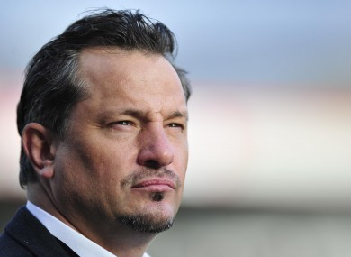Dean Holdsworth has stepped in to buy Bolton.