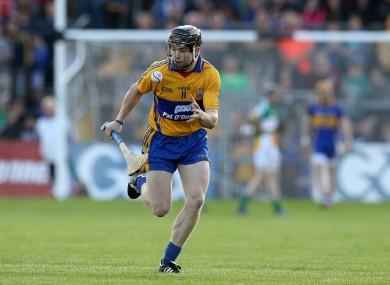 Tony Kelly will miss most of Clare's League campaign.