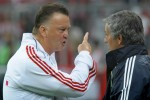 Louis van Gaal hits out at media for Jose Mourinho 'nonsense'