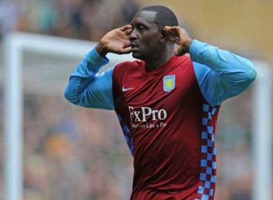 Emile Heskey is a former Leicester, Liverpool and Aston Villa striker.