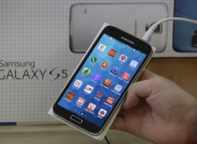 The Samsung Galaxy S5 is one of the devices that is vulnerable to Metaphor, a new Android flaw.