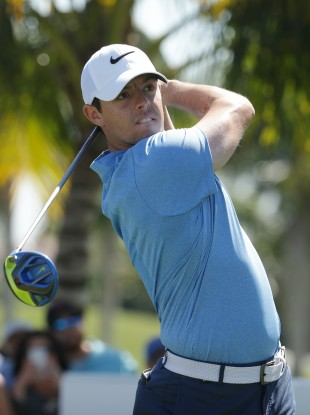Disappointment for Rory McIlroy as he sought his first win of the 2016 season.