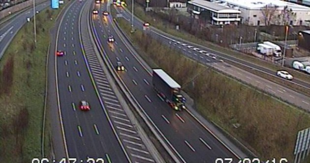 Commuting liveblog: Crash on M7 Kildare leaves traffic bound for Dublin at a crawl