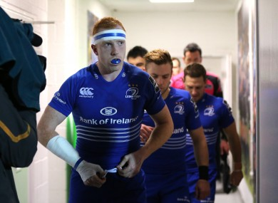 Fanning played 34 times for Leinster, scoring seven tries.