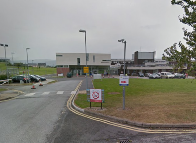 University Hospital Kerry in Tralee.